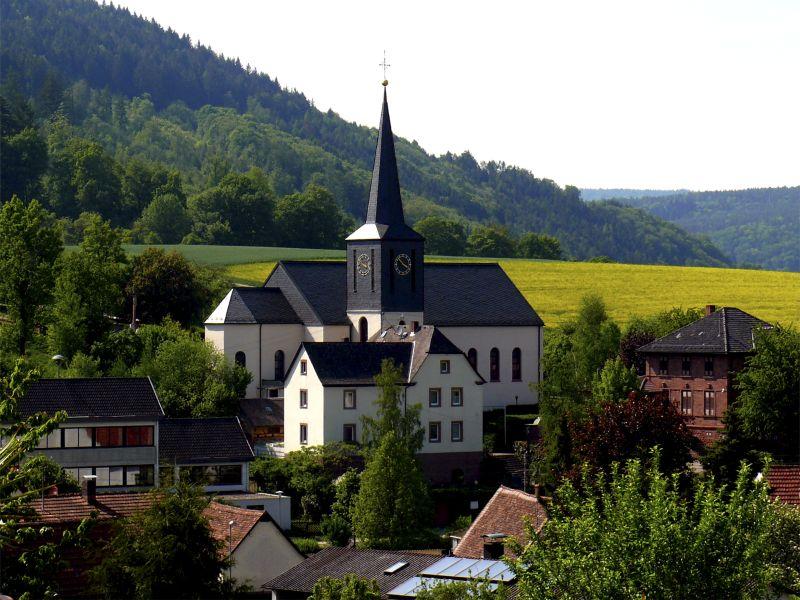 Kirche Freudenberg