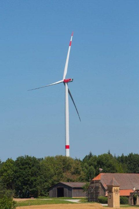 Windpark Freudenberg - Copyright: MVV