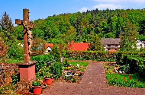 Friedhof Wessental