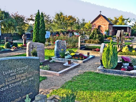 Friedhof Ebenheid